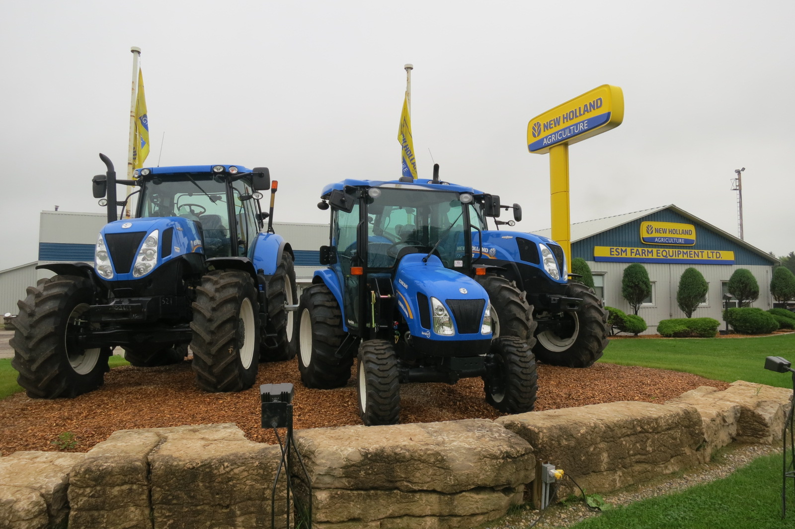 Esm Farm Equipment | NEWHOLLANDAG | 7293 Line 86, Wallenstein, ON N0B2S0, Canada